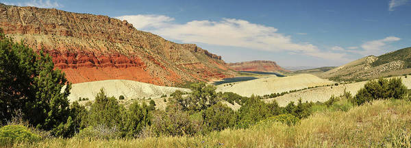 Wall Art - Photograph - Sheep Creek Bay Panorama Shot by Utah-based Photographer Ryan Houston