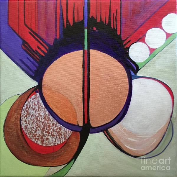 Painting - Shehecheyanu by Marlene Burns