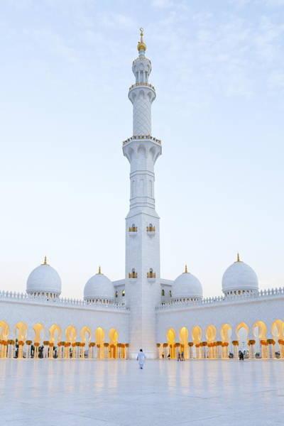 Wall Art - Photograph - Sheikh Zayed Bin Sultan Al Nahyan by Gavin Hellier / Robertharding