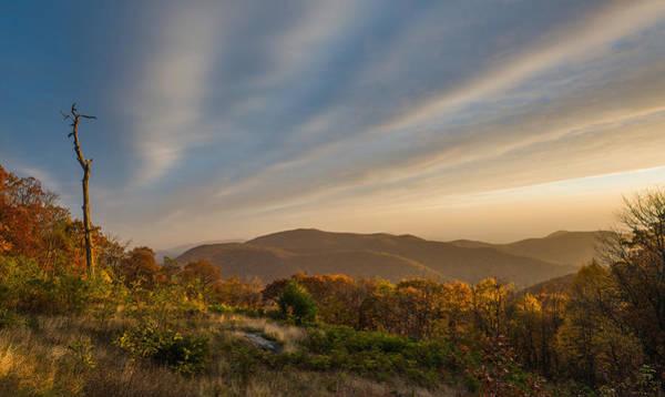 Wall Art - Photograph - Shenandoah National Park by Michael Lustbader