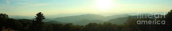 Wall Art - Photograph - Shenandoah Panorama by Maili Page