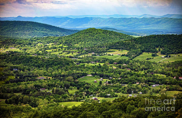 Wall Art - Photograph - Shenandoah Valley 4763fst by Doug Berry