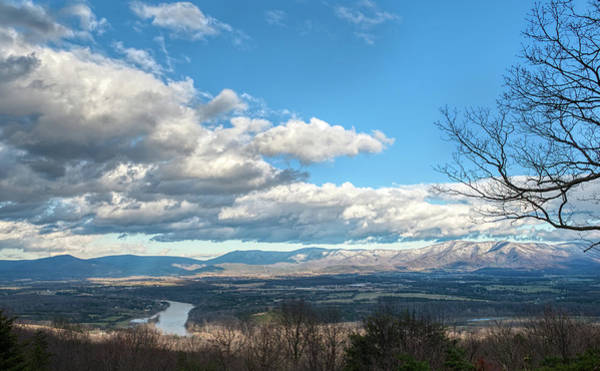 Photograph - Shenandoah Valley Last Snow 2019  by Lara Ellis