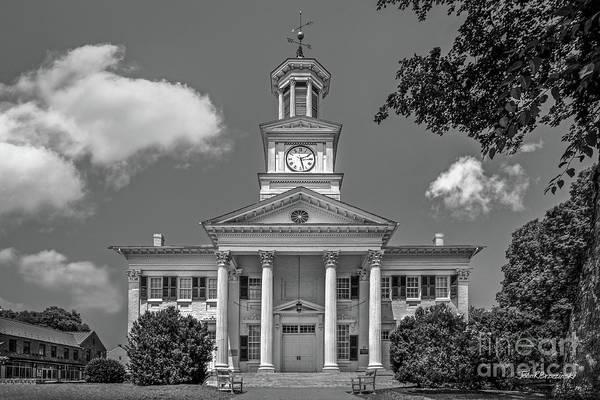 Photograph - Shepherd University Mc Murran Hall by University Icons