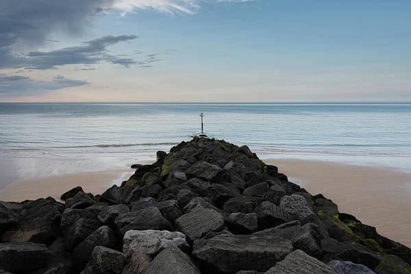 Photograph - Sheringham Rocks by Scott Lyons