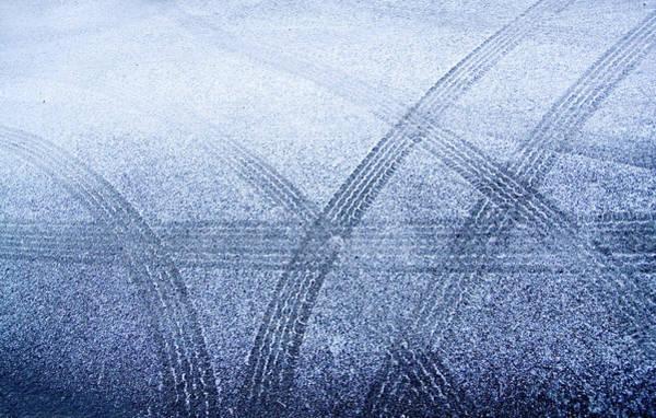 Crisscross Wall Art - Photograph - Shift by Laura S. Kicey