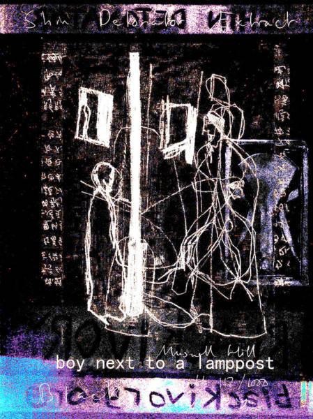 Relief - Shin Detonator Book Dada Page 112r2 by Artist Dot
