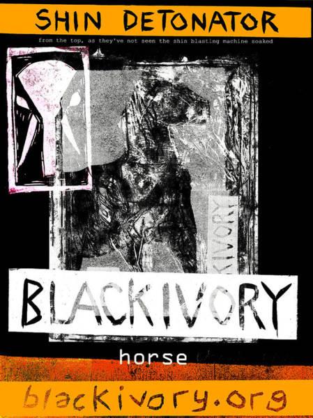 Relief - Shin Detonator Horse Dada Page 101f2 by Artist Dot