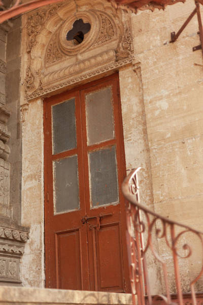 Photograph - Shinde Chhatri Door by Fran Riley