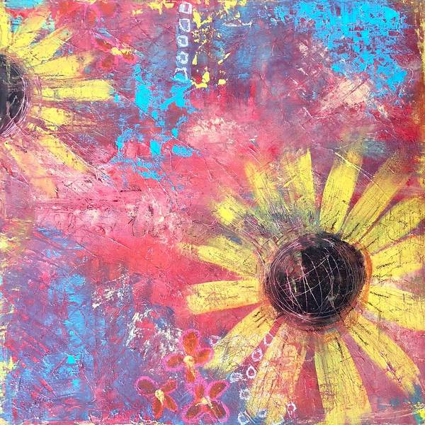 Painting - Shine From Within by Monica Martin