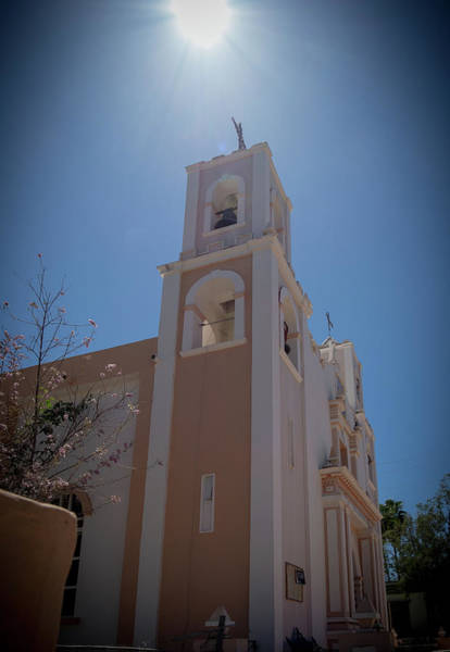 Wall Art - Photograph - Shining On The Mission by Jean Noren