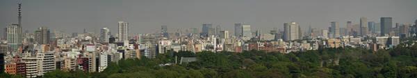 Wall Art - Photograph - Shinjuku View East by Chris Jongkind