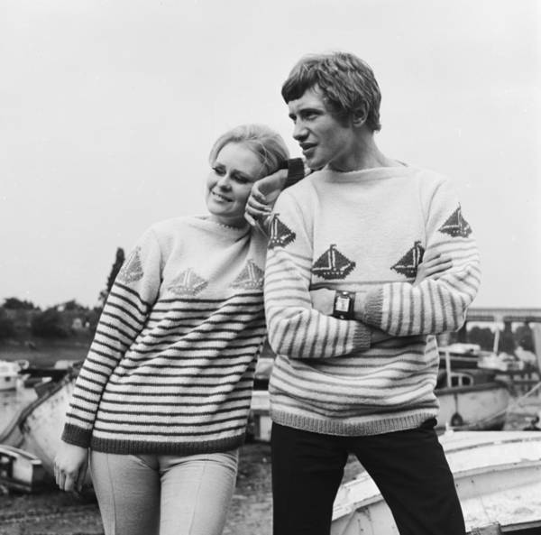 Sweater Photograph - Ship Ahoy by Chaloner Woods