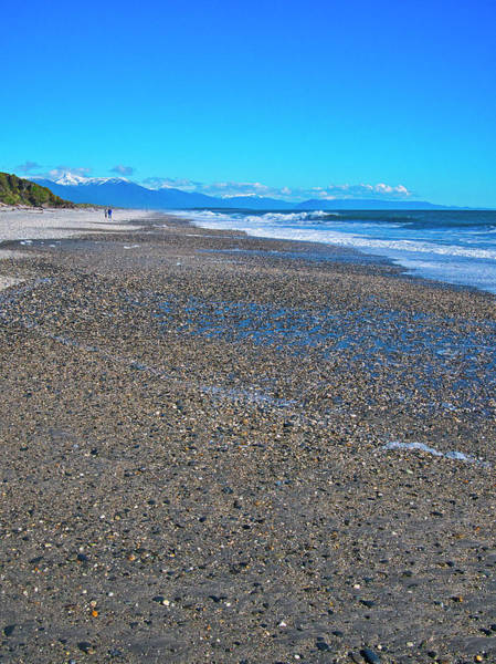 Photograph - Ship Creek Beach - New Zealand by Steven Ralser