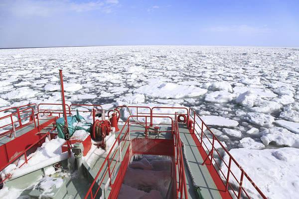 Drift Photograph - Ship Garinko Passenger Ship And by Kpg Payless2