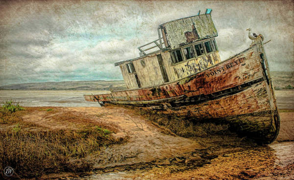 Deck Digital Art - Ship To Shore by Rick Wiles