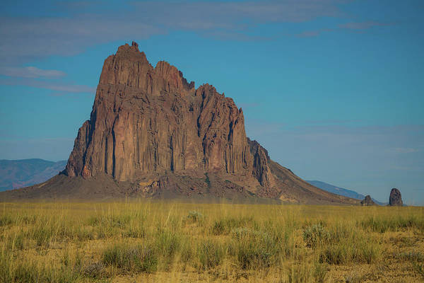 Photograph - Shiprock Pinnacle Peak by James BO Insogna