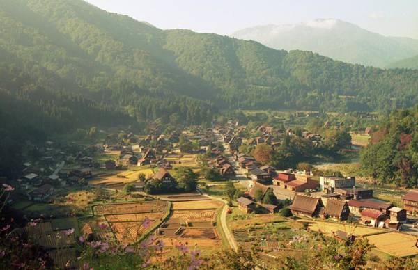 Scenery Photograph - Shirakawa-go by Nolimitbeat