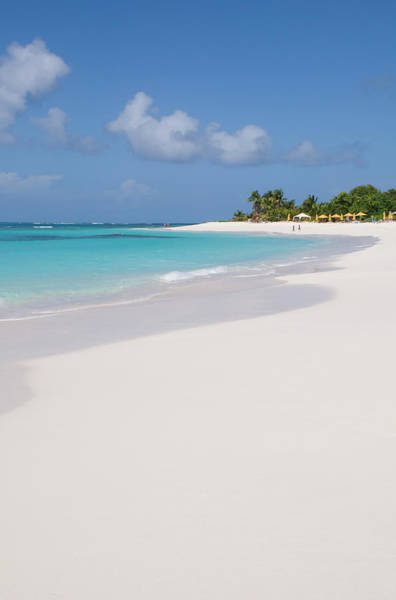 Tropical Climate Photograph - Shoal Bay East, Anguilla by Ellen Rooney