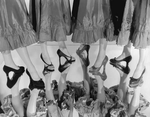 Shoe Photograph - Shoe Reflections by Joseph Mckeown
