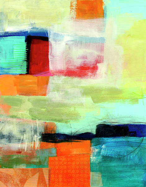 Wall Art - Painting - Shoreline #11 by Jane Davies