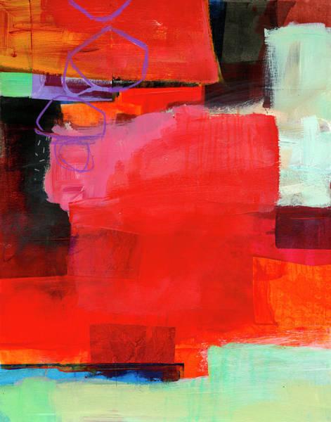 Wall Art - Painting - Shoreline #5 by Jane Davies