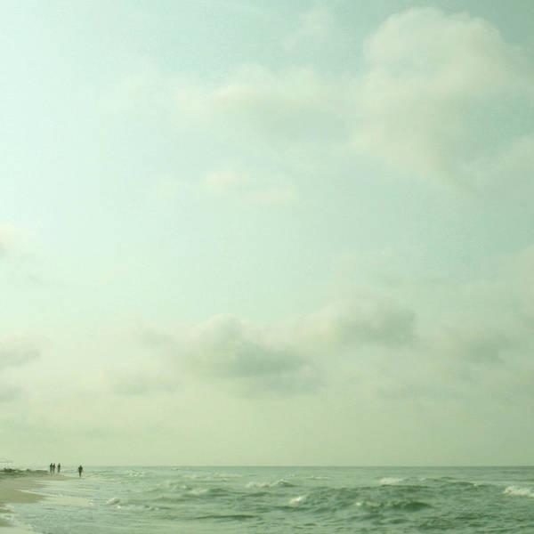 Destin Photograph - Shoreline by Anna Dykema Photography