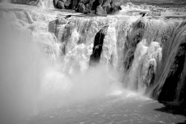 Photograph - Shoshone Falls On The Snake River by Ed  Riche