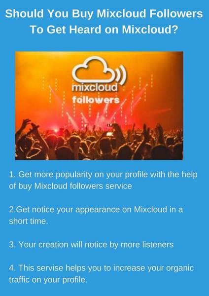 Wall Art - Mixed Media - Should You Buy Mixcloud Followers To Get Heard On Mixcloud? by KyloJoe