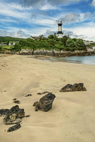 Photograph - Shroove Lighthouse by Alan Campbell