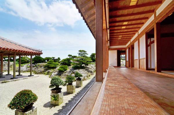Okinawa Photograph - Shurijo Castle-world Heritage Site by Warwick Kent
