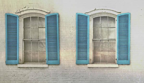 Photograph - Shutter Blue by JAMART Photography