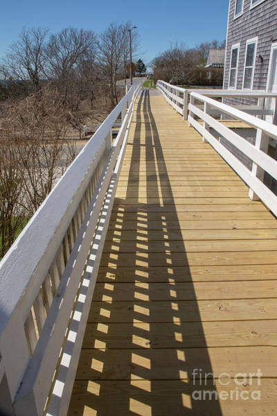 Photograph - Siasconset Walkway by Ruth H Curtis