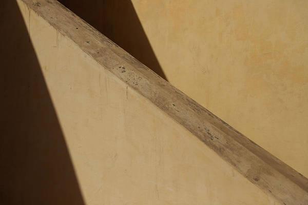 Photograph - Siderail Diagonal  by Prakash Ghai