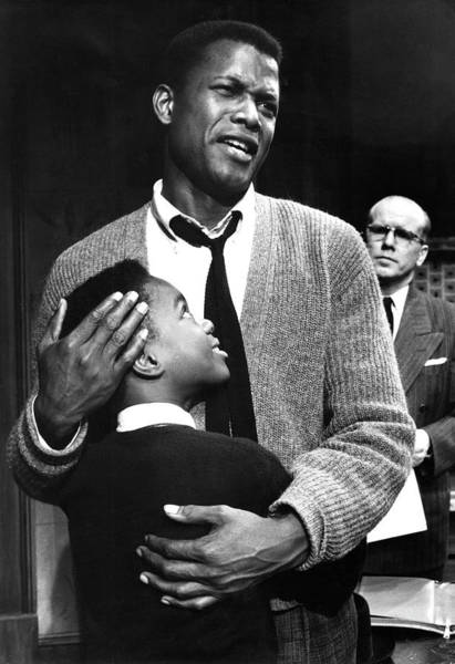 Photograph - Sidney Poitier by Gordon Parks