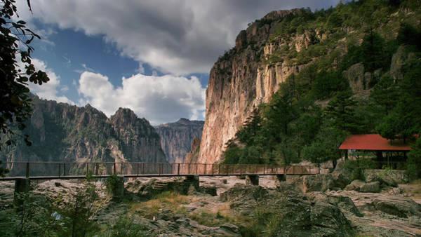 Copper Mountain Photograph - Sierra Tarahumara by José Luis Ruiz