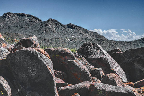 Photograph - Signal Hill Petroglyphs #3 by Chance Kafka
