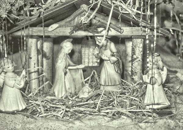 Photograph - Silent Night Holy Night Blessings by JAMART Photography