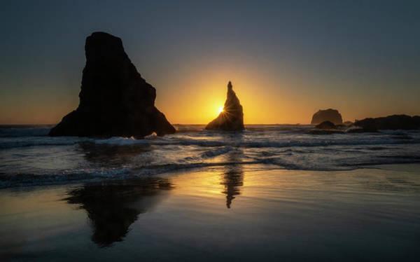 Photograph - Silhouette by Usha Peddamatham