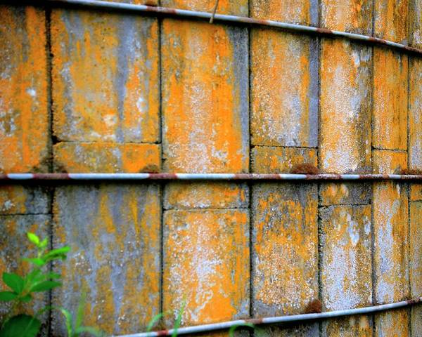 Photograph - Silo Lines And Shapes by Jerry Sodorff