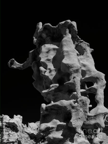 Hoodoos Photograph - Siltstone Curl by Mike Dawson