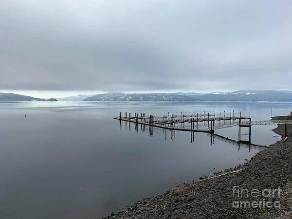 Photograph - Silver Beach Marina by Matthew Nelson