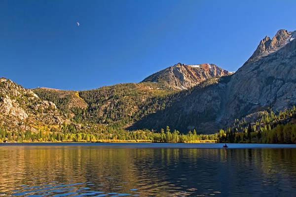 Photograph - Silver Lake Mammoth California by Waterdancer
