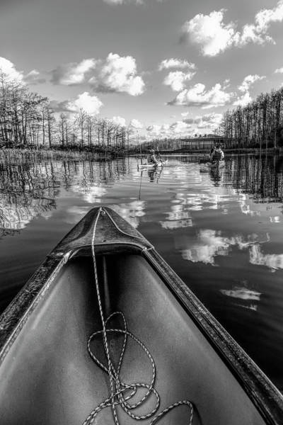 Photograph - Silver Reflections In The Evening by Debra and Dave Vanderlaan
