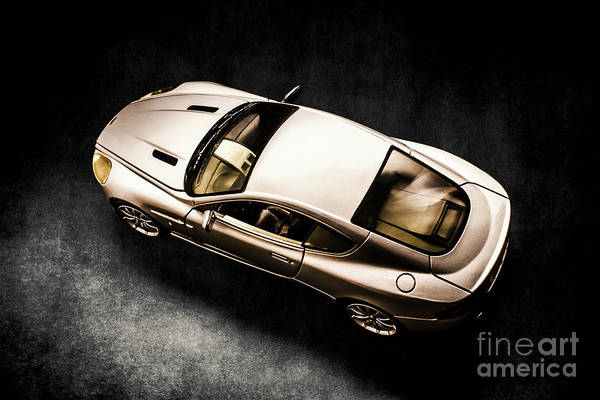 Vehicles Wall Art - Photograph - Silver Styling by Jorgo Photography - Wall Art Gallery