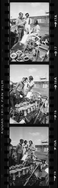 Photograph - Silverstone by Victor Blackman