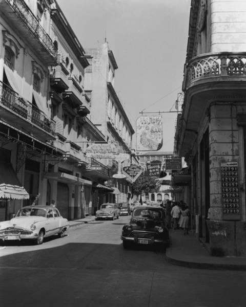 Greater Antilles Photograph - Sin Street by Bert Morgan