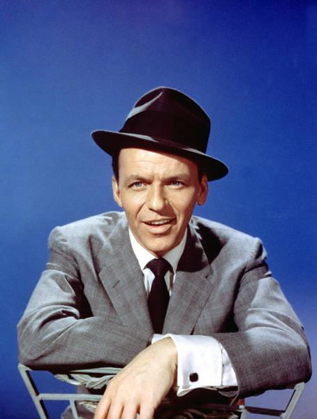 Wall Art - Photograph - Sinatra Portrait In La by Michael Ochs Archives