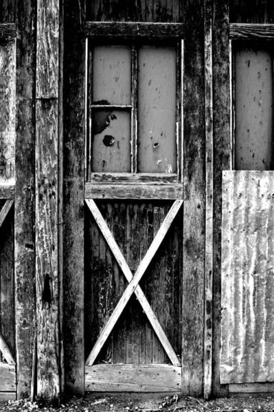 Hinges Photograph - Sinclair Door by Herlordship