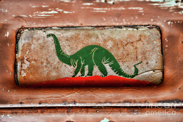 Wall Art - Photograph - Sinclair Gas Dino The Dinosaur  by Paul Ward